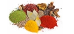 Koření, kořenící přípravky, houby, řasy, bujóny
