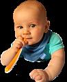 Potraviny pro výživu kojenců a malých dětí