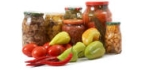 Sterilovaná a sušená zelenina, protlaky, pyré