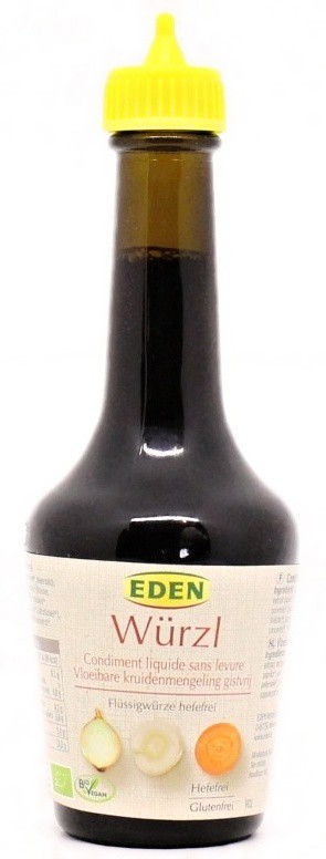 Eden: Würzl tekutý bez droždí BIO 100g