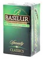 Basilur: Green tea Sencha 20x2g