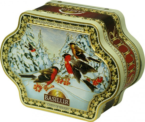 Basilur: Chest of Berries 100g