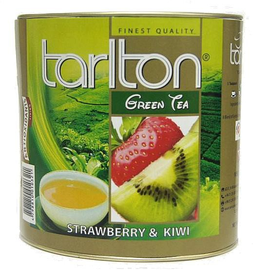 Tarlton: Green Strawberry & Kiwi 100g