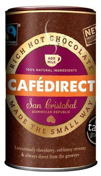 Horká čokoláda San Cristobal 250g