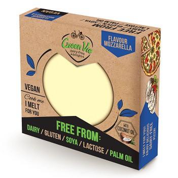 Green Vie Foods: Veganská mozarella blok 250g
