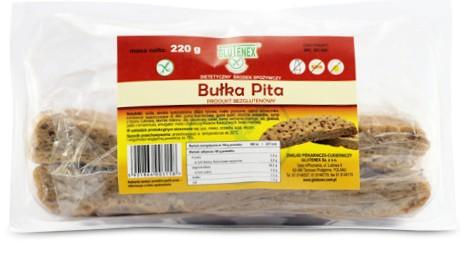 Chléb Pita bezlepkový 220g