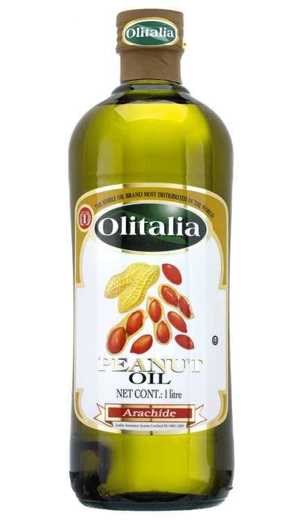 Arašídový olej 1l