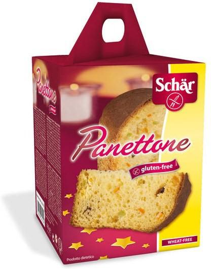Schär: Panettone bezlepkové 180g