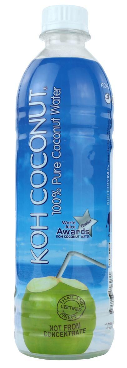 Kokosová voda 100% 500ml