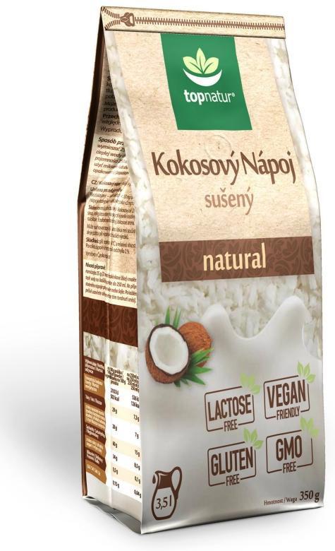 Kokosový nápoj instantní 350g