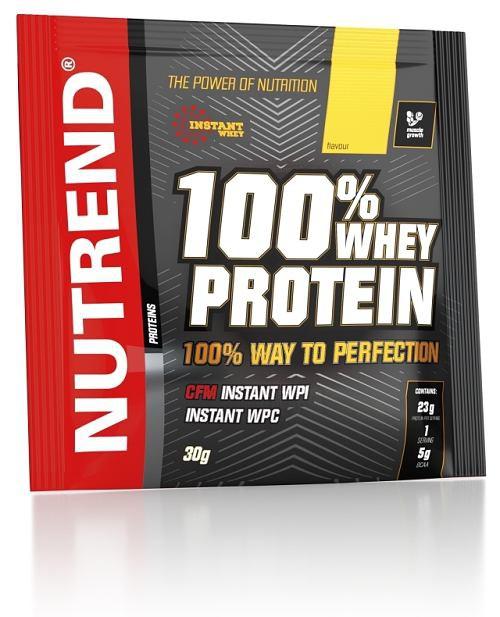 100% Whey Protein ledová káva 30g
