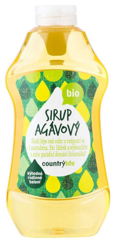 Sirup agávový BIO 900ml