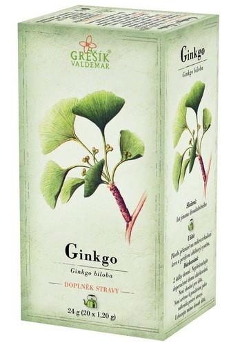 Grešík: Ginkgo 20x1,2g
