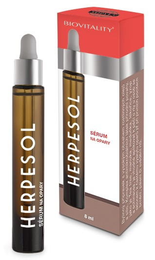 Herpesol sérum na opary 8ml