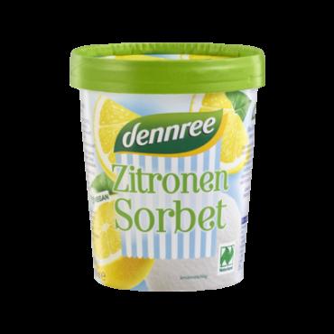 Dennree Zmrzlina ovocná Citron BIO 500ml
