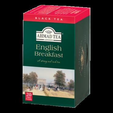 Ahmad Tea: English Breakfast Tea 25x2g