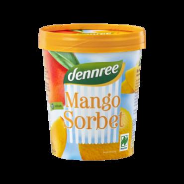 Dennree Zmrzlina ovocná Mango BIO 500ml