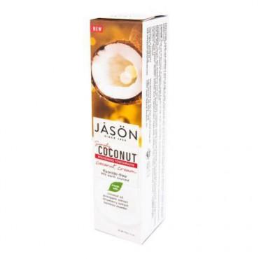 Jasön: Zubní pasta bělící Simply Coconut 119g