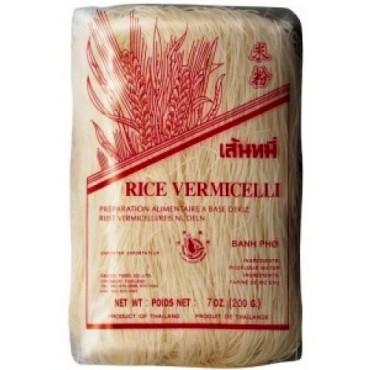 Rýžové nudle vlasové bezvaječné 200g