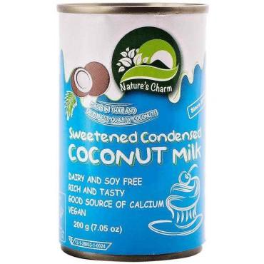 Kokosové mléko kondenzované slazené 200g