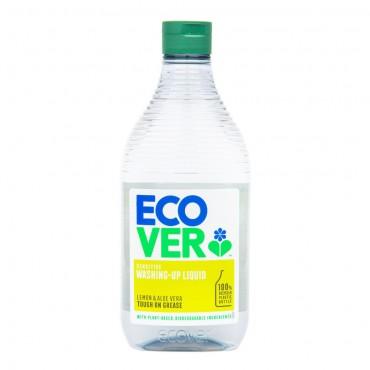 Ecover: Na nádobí aloe a citronem 450ml