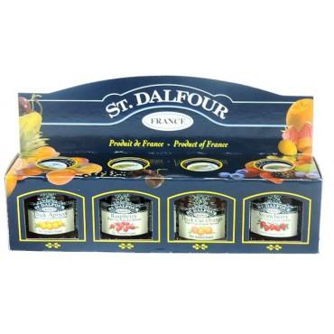 Dárkové balení mini džemů 4x28g
