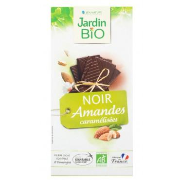 Čokoláda s mandlemi BIO 100g