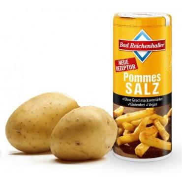 Bad Reichenhaller: Brambory & hranolky sůl 90g
