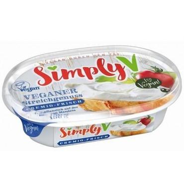 Simply V: Veganský mazací sýr přírodní 150g