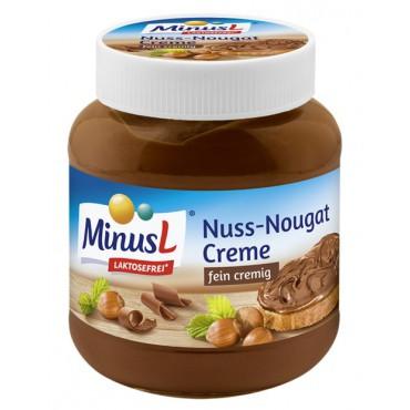 MinusL: Bezlaktózový lískooříškový krém Nutella 400g