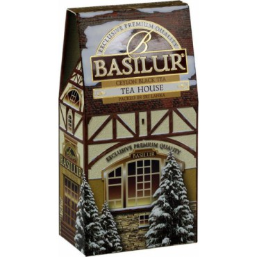 Basilur: Tea Shop Black Tea 100g