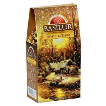 Basilur: Frosty Evening Black Tea 100g