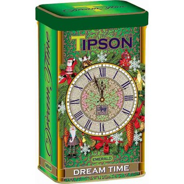Tipson: Dream Time Emerald 100g