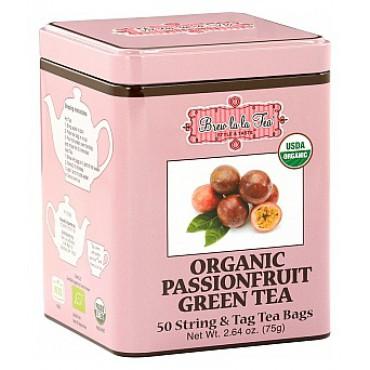 Brew la la Tea: Green Passionfruit BIO 50x1,5g