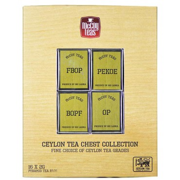 Tea Chest Collection 16x2g