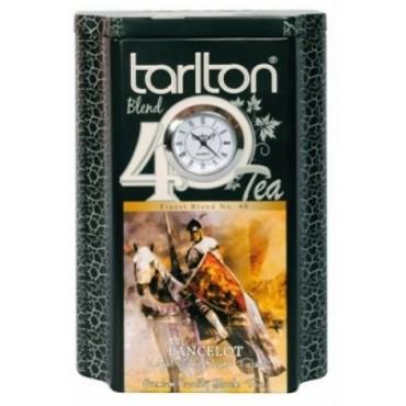 Tarlton: Hodiny Lancelot černý čaj 150g