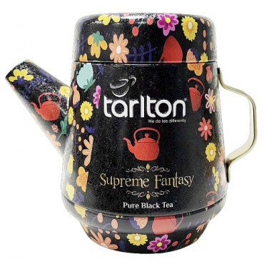 Tarlton: Tea Pot Supreme Fantasy Black Tea 100g