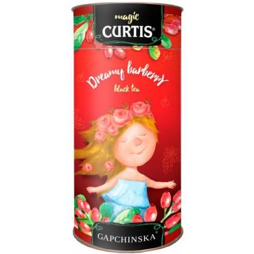Curtis Dreamy Barberry černý čaj s příchutí 80g