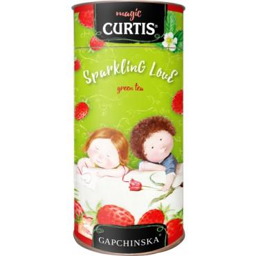 Curtis Sparkling Love zelený čaj 80g