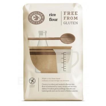 Doves Farm: Rýžová mouka bez lepku 1kg