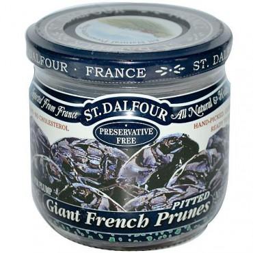 St. Dalfour: Obří švestky francouzské vypeckované 200g