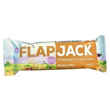 Flapjack Toffe se sníženým obsahem cukru 40g