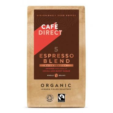 Zrnková káva Espresso BIO 227g