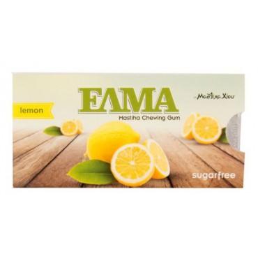 ELMA Chewing Gum Lemon 10x1,3g