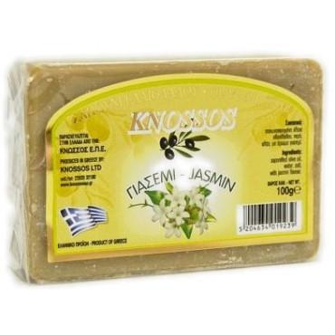 KNOSSOS: Olivové mýdlo a jasmín 100g