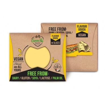 Green Vie Foods: Veganská gouda plátky 180g