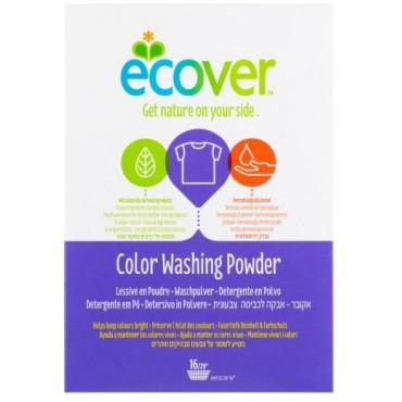 Ecover: Prací prášek na barevné prádlo 1,2kg