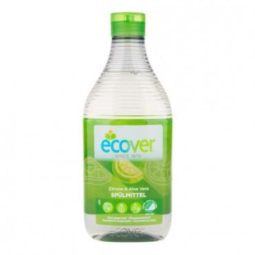 Ecover: přípravek na mytí nádobí s aloe a citronem 450 ml