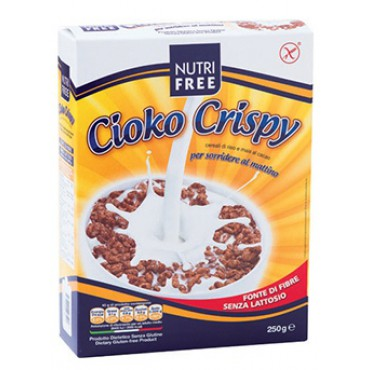 NutriFree: Cereálie kakaová ryže bezlepkové 250g
