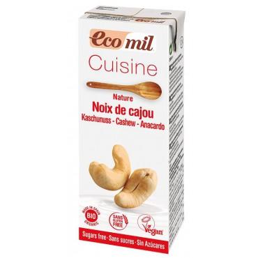 EcoMil: Kulinářská specialita z kešu BIO 200ml